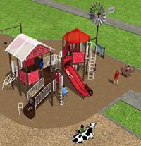 Tompkins Park rendering