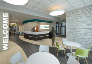 JRC Lobby rendering
