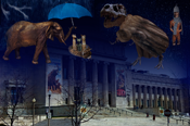 Night at the Field Museum by Henrietta DuBois