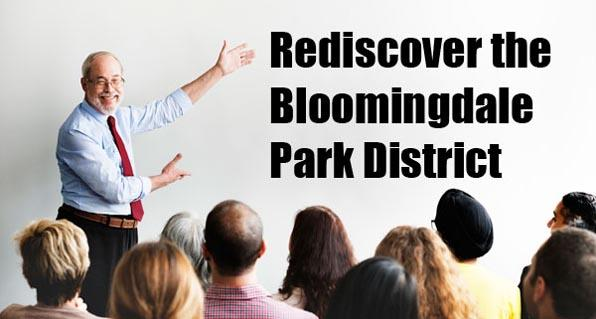 Rediscover the Bloomingdale Park District