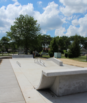 Circle Park Skate Spot