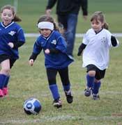 Spring Soccer sign-up