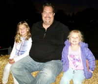 Father-Daughter Hayrides