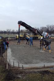 Circle Park Renovation