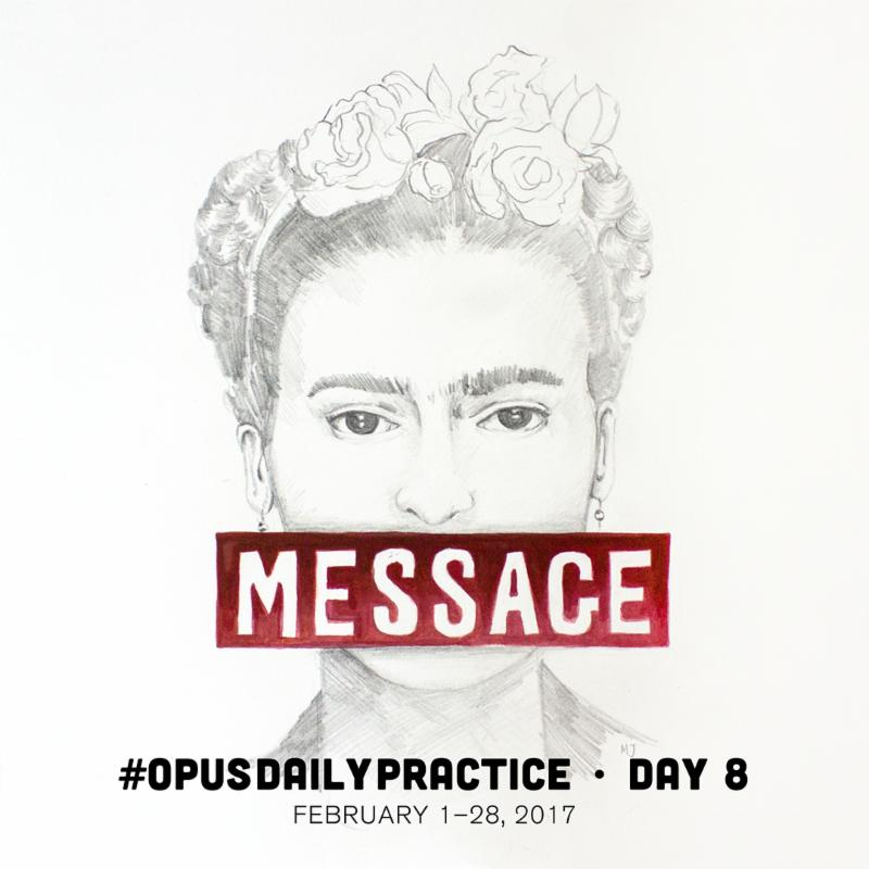 Day 8: Message