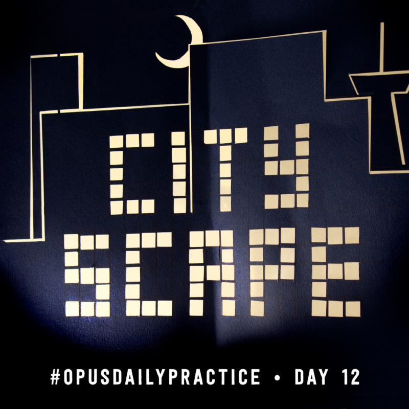 Day 12: Cityscape