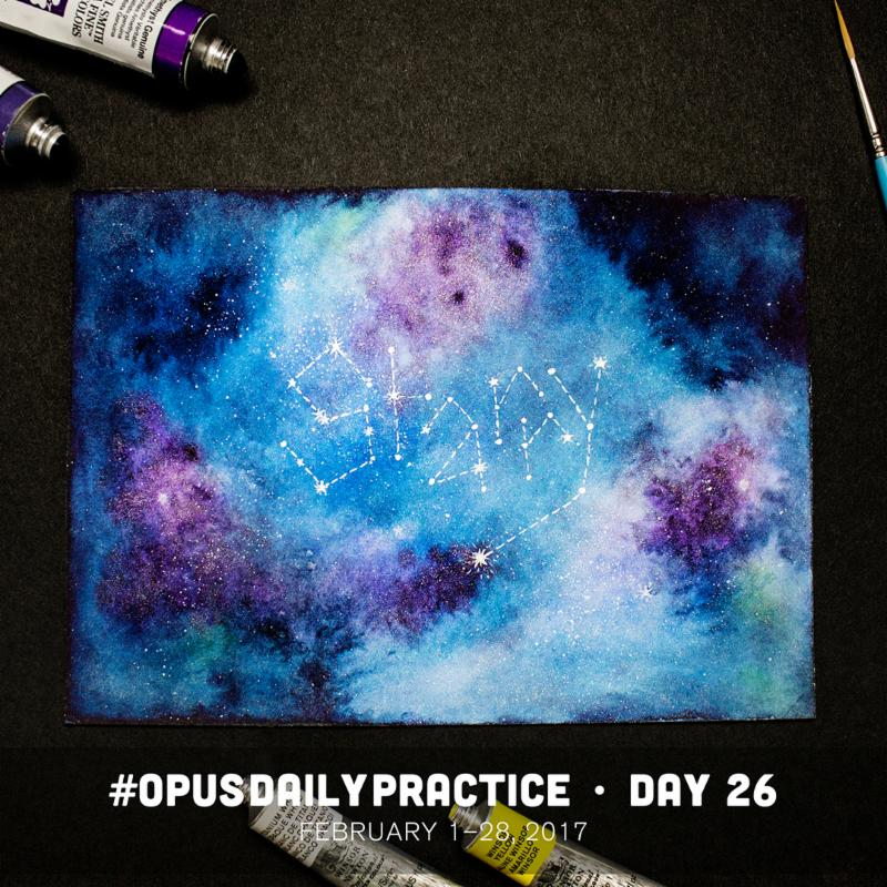 Day 26: Starry