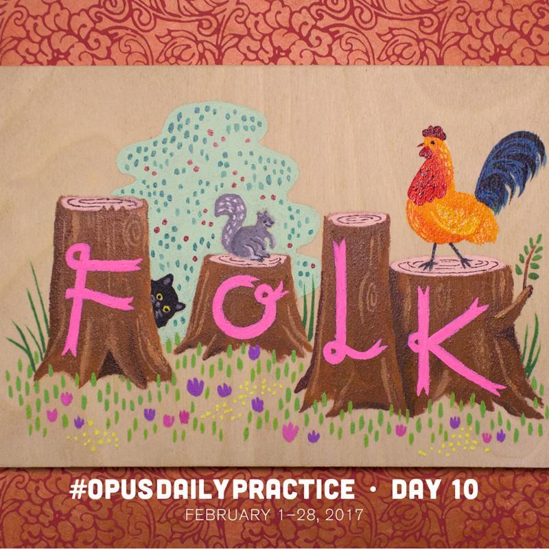 Day 10: Folk