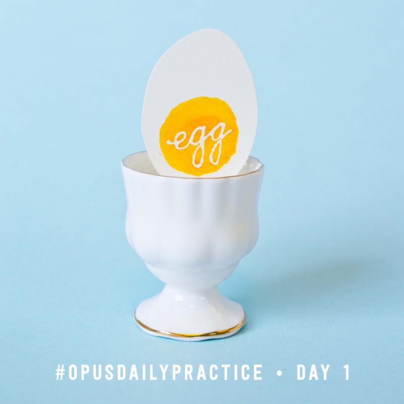 Day 1: Egg