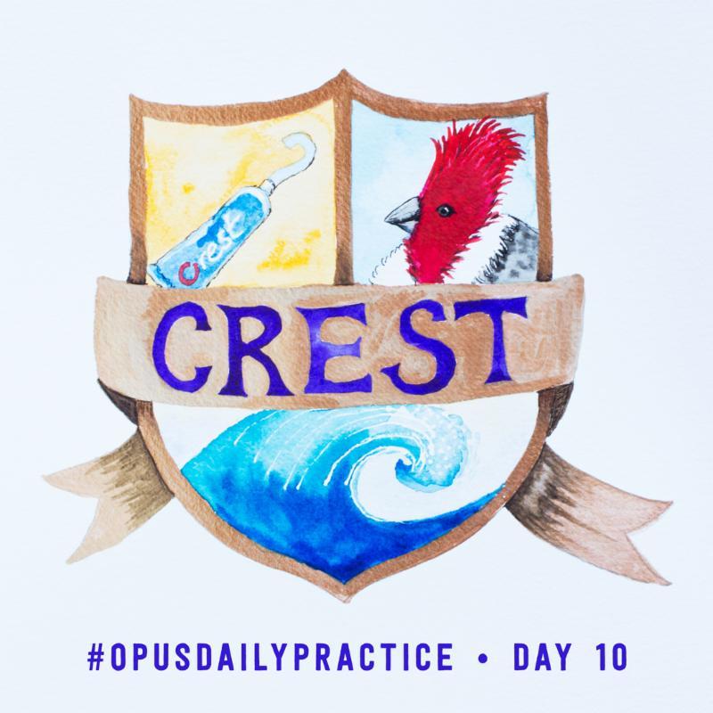 Day 10: Crest