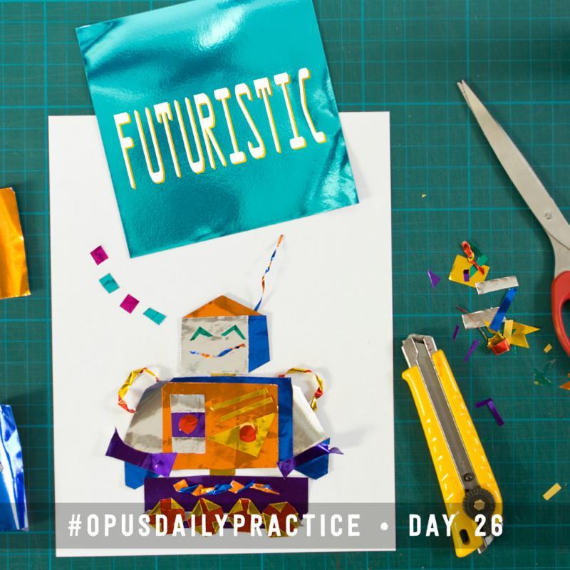 Day 26: Futuristic