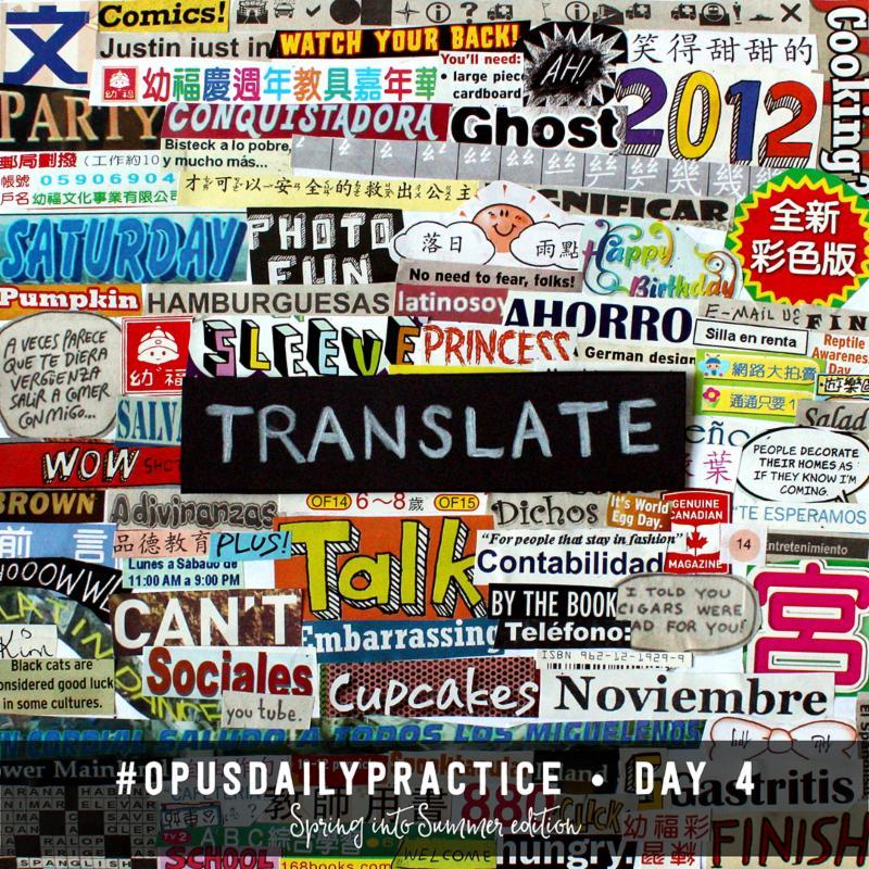 Day 4: Translate