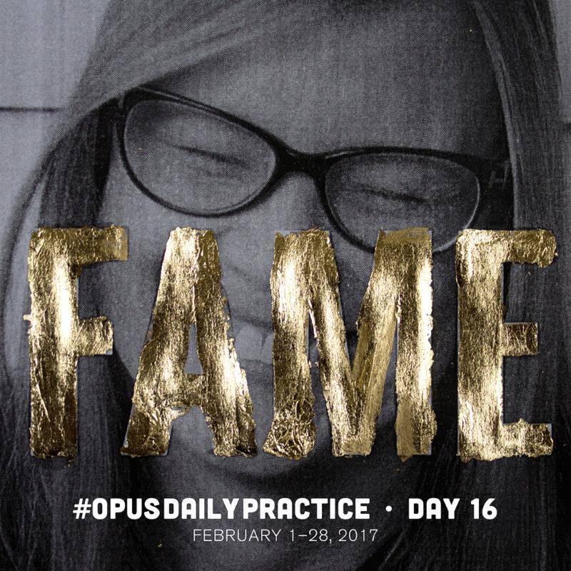 Day 16: Fame