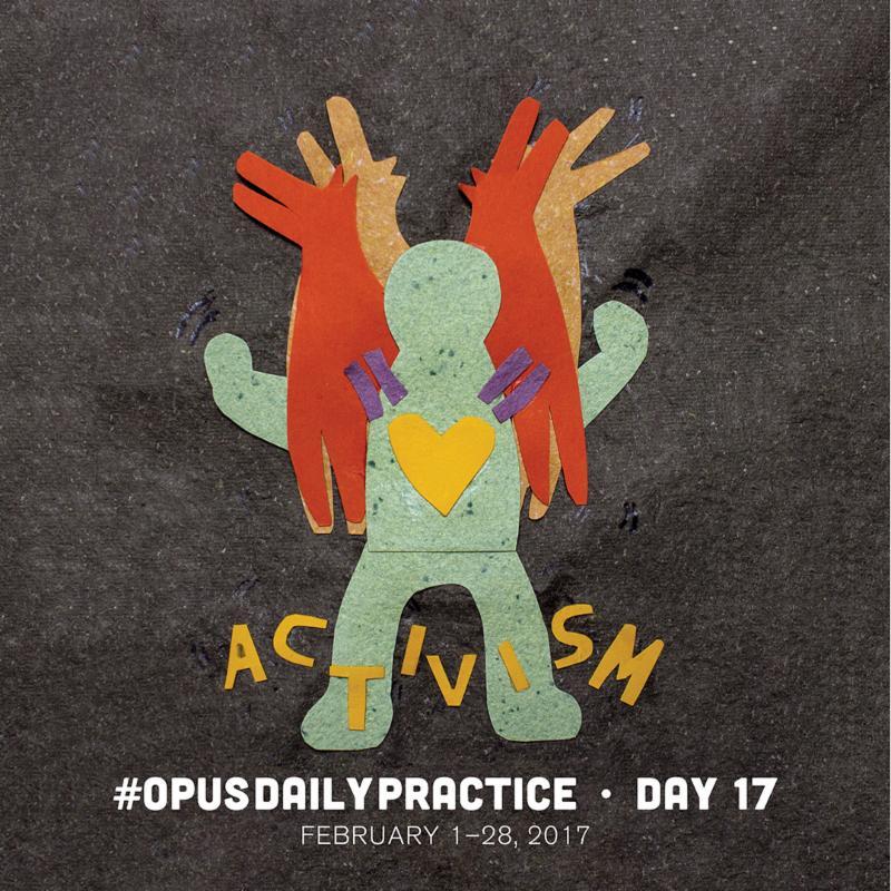 Day 17: Activism