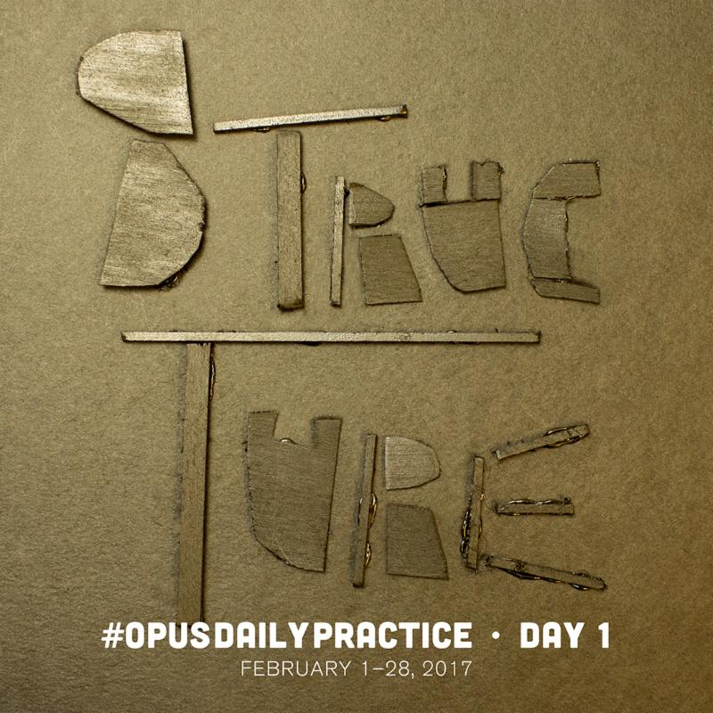 Day 1: Structure