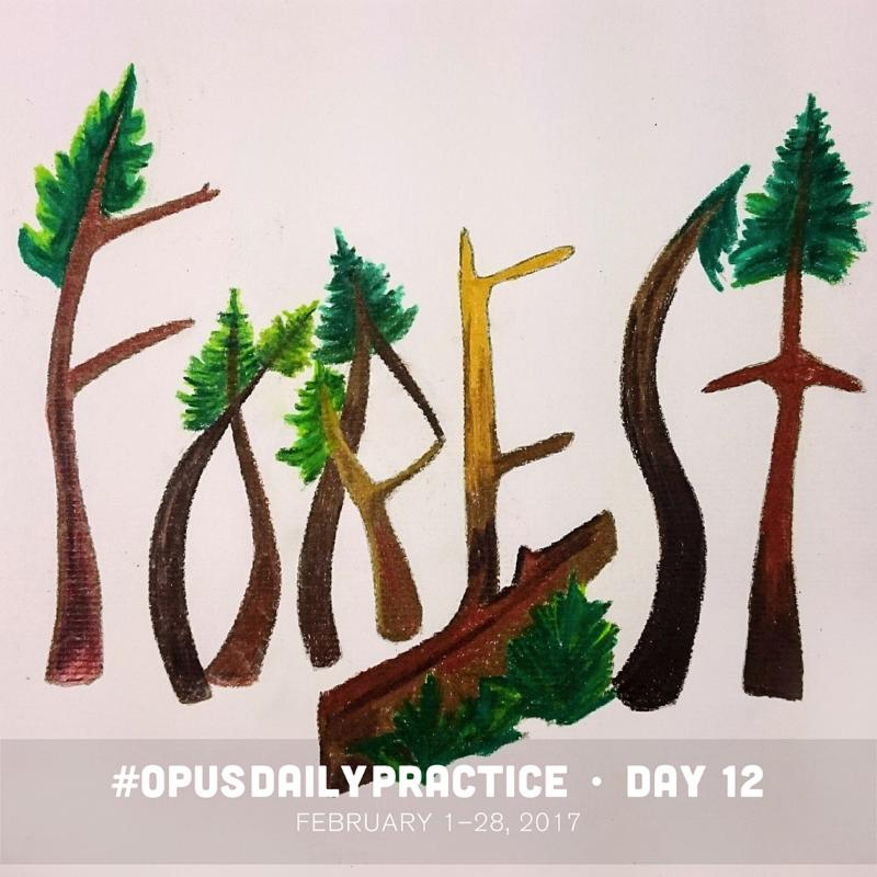 Day 12: Forest
