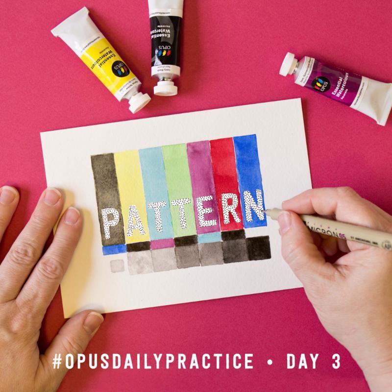 Day 3: Pattern