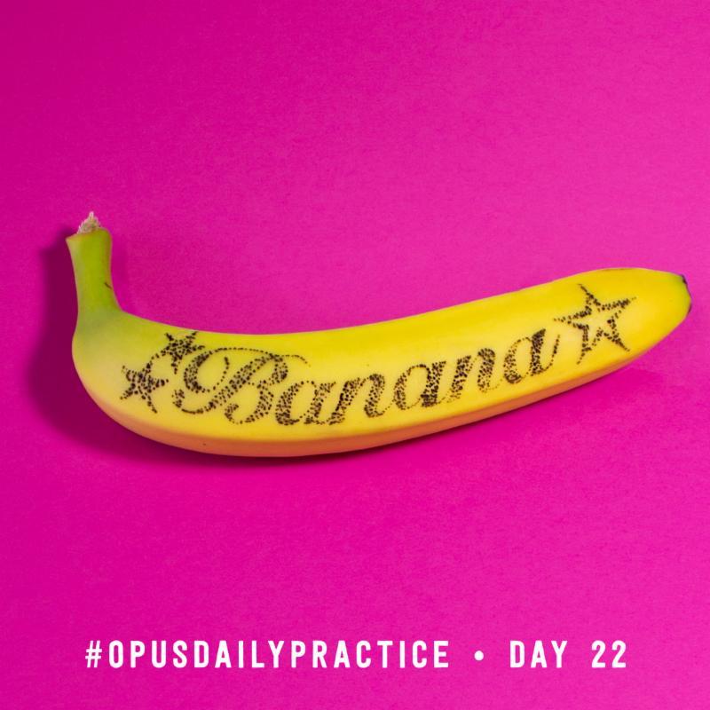 Day 22: Banana