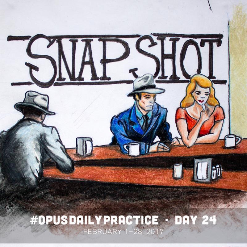 Day 24: Snapshot