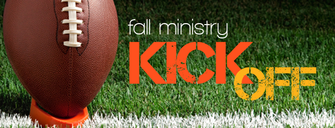 Image result for Fall Ministry Kick Off
