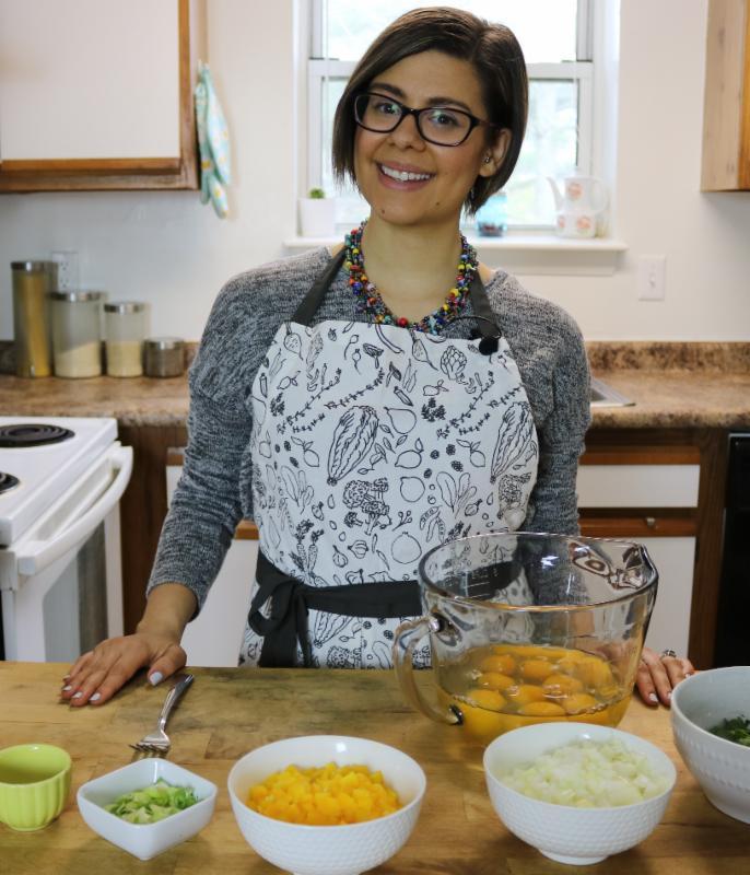 Chef Kristin