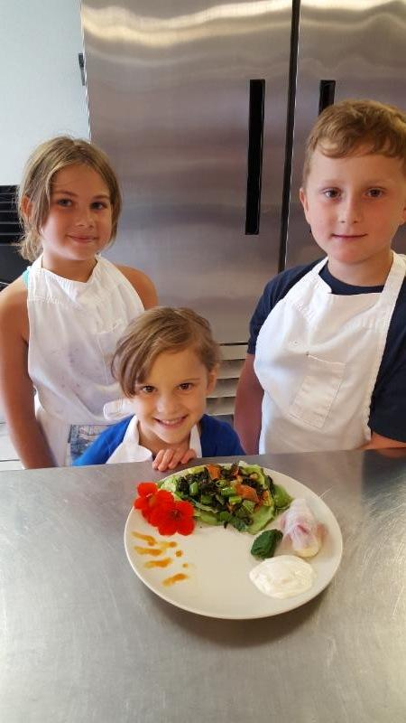 Kids Cooking Competition Winners!