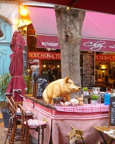 The Cafes of Lyonnaise