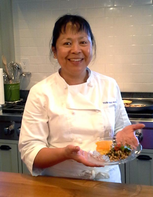 Chef Angelina Pattavina