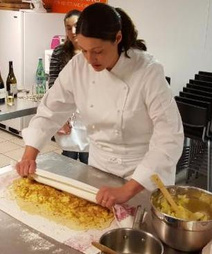 Be inspired by traditional Austrian recipes with Chef Deja Hart at Newport Cooks Cooking School for Adults and Children, Newport RI