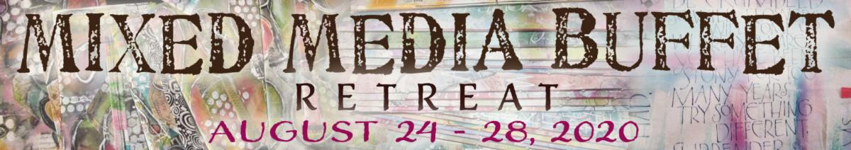 Mixed Media Buffet AUG 24 to 28 2020