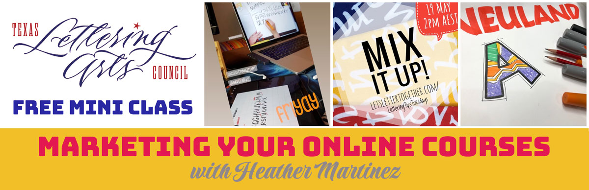 Marketing Your Online Classes with Heather Martinez