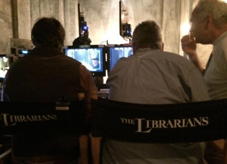 Librarians set-monitors