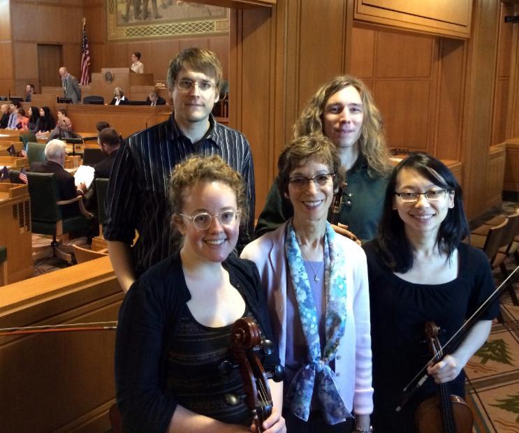 Delgani String Quartet