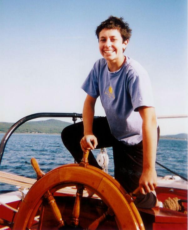 Sailing the Riggin!