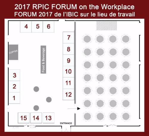 2017 FW Expo Floor Plan