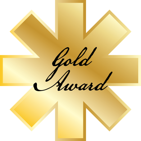 Gold Award Graphic