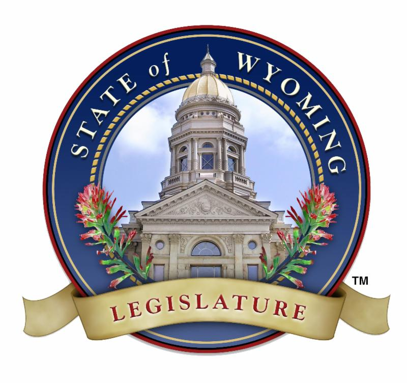 Wyoming State Legislature logo