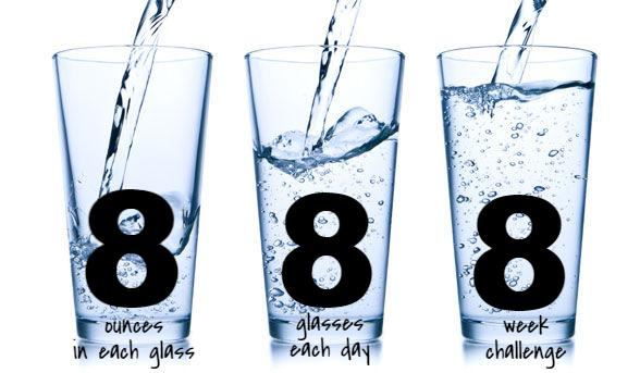 8 glasses a day_