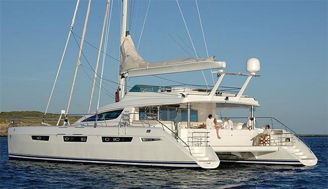 76ft Catamaran MATAU