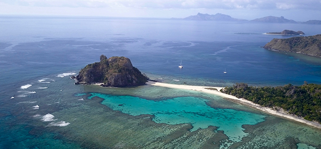 Yacht Charters in Fiji