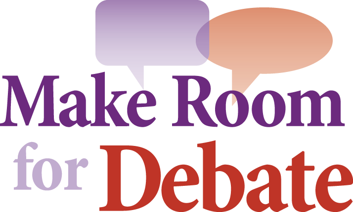 Make Room For Debate Luncheon