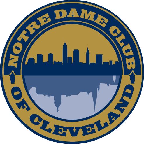 New ND Club Cleveland Logo 2013