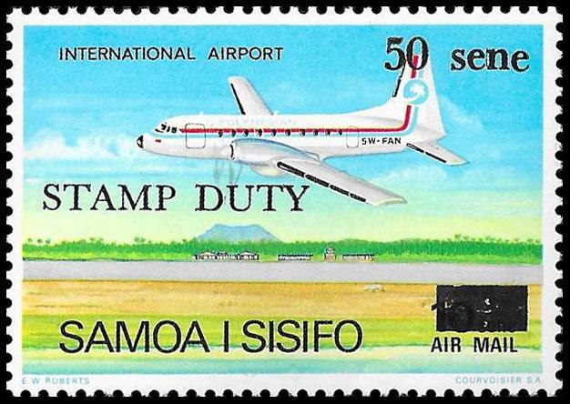 Samoa Stamp Duty
