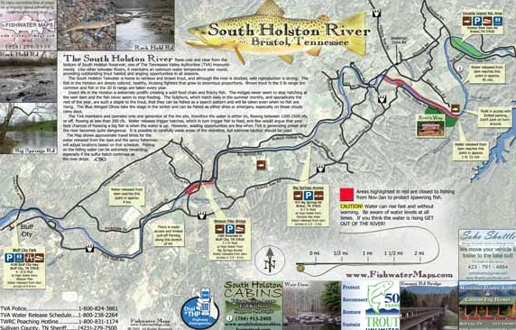 SPRING CHAPTER TRIP TO SOUTH HOLSTON RIVER