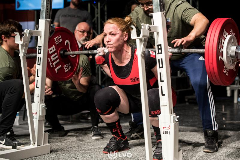 iron sisters strength camp the 5th edition
