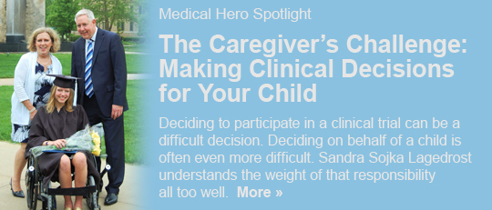 The Caregiver's Challenge: Making Clinical Decisions for Your Child