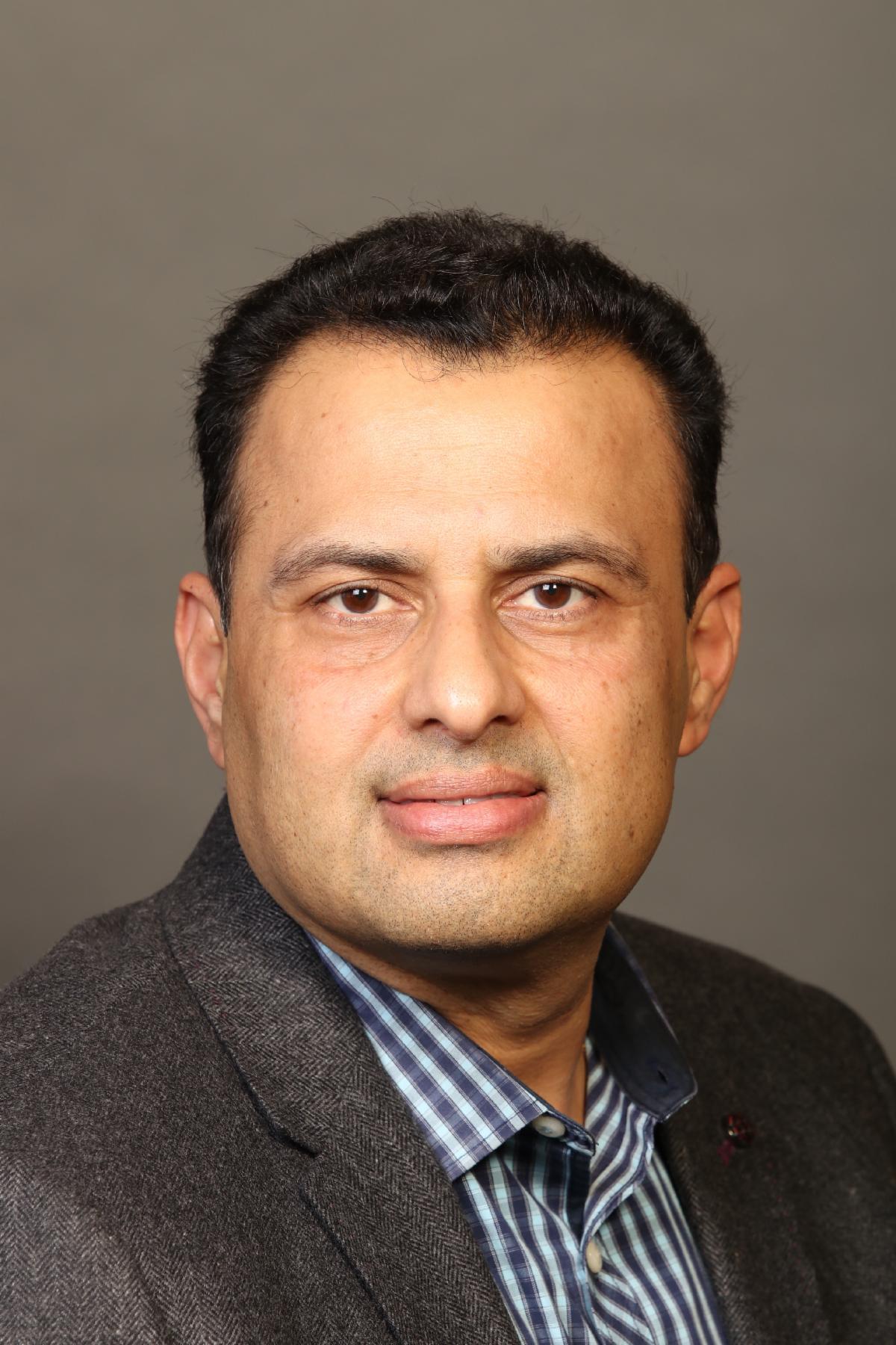 Jeetu Lakhotiam  CEO and founder of Locus