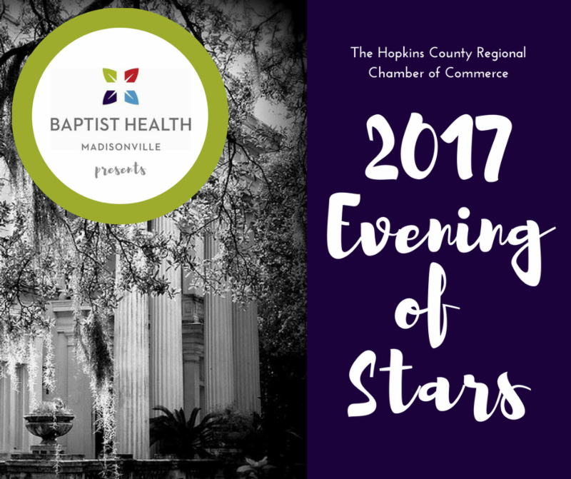 Get your tickets now for the 2017 Evening of Stars_