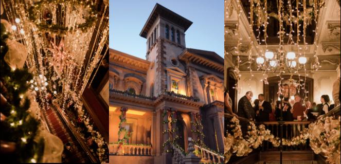 Victoria Mansion Christmas Gala 2018