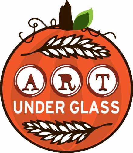 Art Under Glass logo